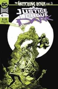 Justice League Dark #4 CVR A Foil