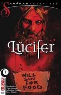 Lucifer #1 CVR A