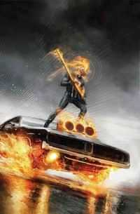 What If 2018 One-Shot Ghost Rider