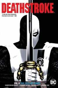Deathstroke TP Rebirth the Fall of Slade