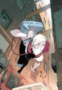 Spider-Gwen Ghost-spider #1