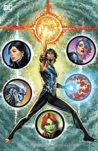 Titans #28 CVR B