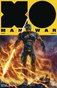 X-O Manowar #20 CVR B Quah