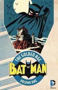 Batman TP the Golden Age V1