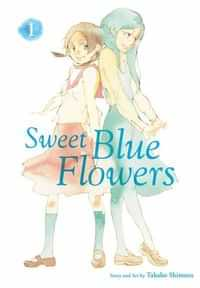 Sweet Blue Flowers GN V1