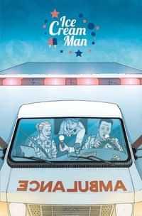 Ice Cream Man #8 CVR A Morazzo