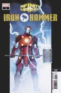 Infinity Wars Iron Hammer #1 Second Printing