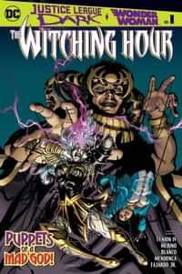 Justice League Dark Wonder Woman the Witching Hour CVR A
