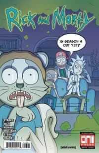Rick and Morty #43 CVR B