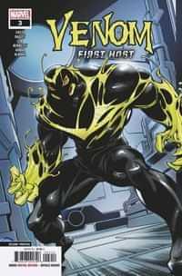 Venom First Host #3 Second Printing