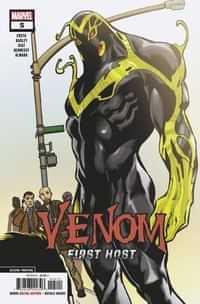 Venom First Host #5 Second Printing