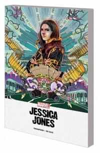 Jessica Jones OGN Blind Spot