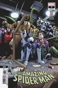 Amazing Spider-Man #7 Second Printing
