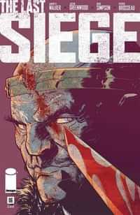 Last Siege #6 CVR A Greenwood