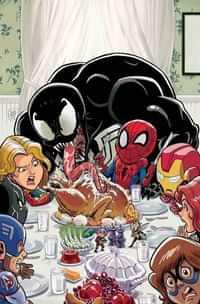 Marvel Super Hero Adventures Captain Marvel Mealtime Mayhem
