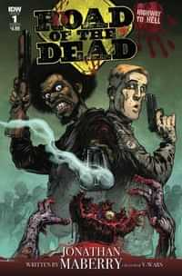 Road of the Dead Highway to Hell #1