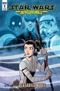 Star Wars Adventures Destroyer Down #1