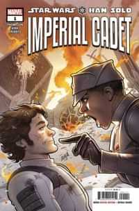 Star Wars Han Solo Imperial Cadet #1