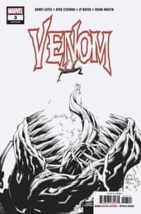 Venom #3 Fourth Printing