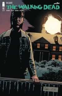 Walking Dead #185 CVR A Adlard