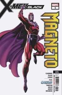 X-Men Black One-Shot Magneto Second Printing