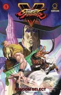 Street Fighter TP Street Fighter V Random Select