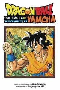 Dragon Ball GN That Time Reincarnated as Yamcha V1