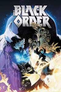 Black Order #1