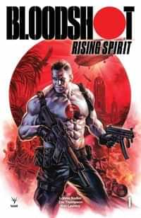 Bloodshot Rising Spirit #1 CVR A Massafera