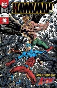Hawkman #6 CVR A