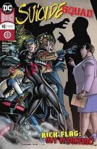 Suicide Squad #48 CVR A