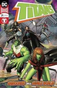 Titans #29 CVR A
