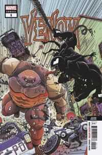Venom Annual #1 Second Printing