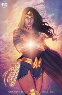 Wonder Woman #58 CVR B