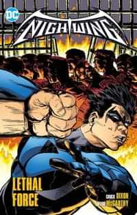 Nightwing TP Classic Lethal Force