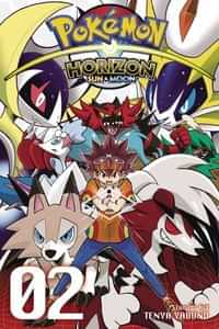 Pokemon GN Horizon Sun and Moon V2