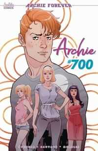 Archie #700 CVR A Sauvage