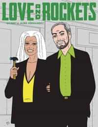 Love and Rockets Magazine #6