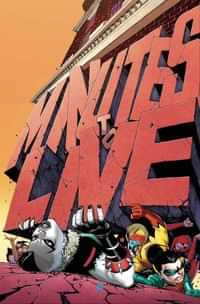 Teen Titans #24 CVR A