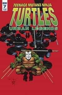 TMNT Urban Legends #7 CVR B