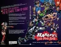 Harley Quinn TP Harleys Little Black Book