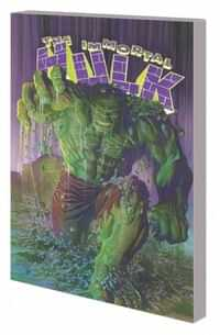 Immortal Hulk TP or Is He Both