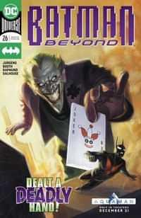 Batman Beyond #26 CVR A