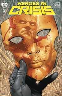 Heroes in Crisis #3 CVR A