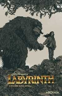 Jim Henson Labyrinth Under Spell #1 CVR B