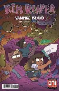 Kim Reaper Vampire Island #4