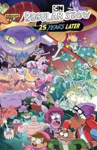 Regular Show 25 Years Later #6