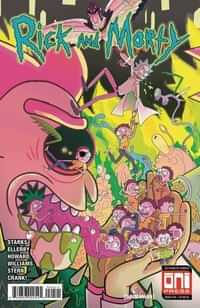 Rick and Morty #44 CVR B