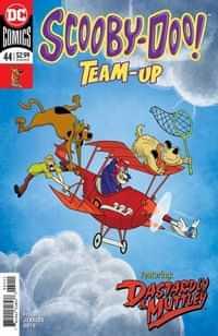 Scooby Doo Team Up #44