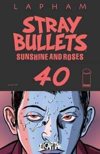 Stray Bullets Sunshine and Roses #40